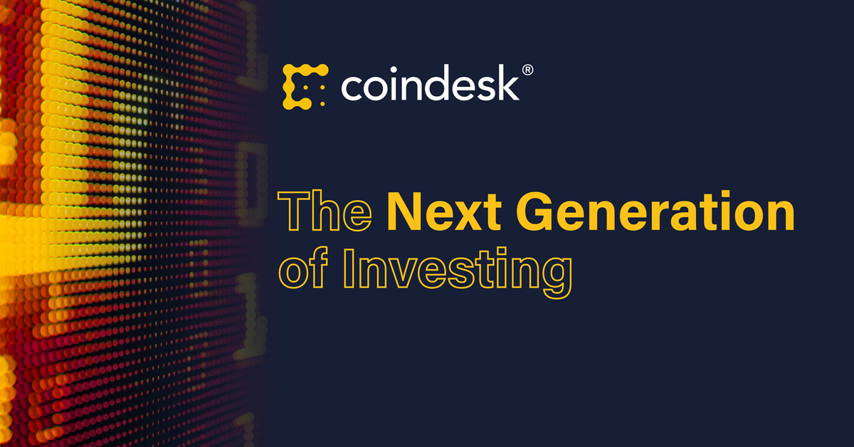 CoinDesk — Leader in crypto and blockchain news and information.